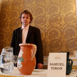 Samuel Tinon tokaji